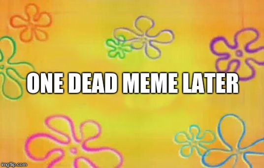 Spongebob Time Card Background Memes Imgflip