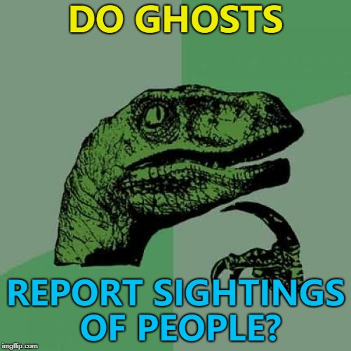 """Seriously - he had a rucksack and a phone"" ""Yeah, yeah..."" 