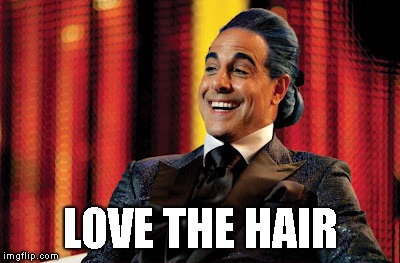 LOVE THE HAIR | made w/ Imgflip meme maker