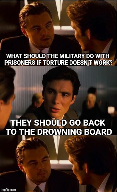 """Enhanced interrogation techniques"" 