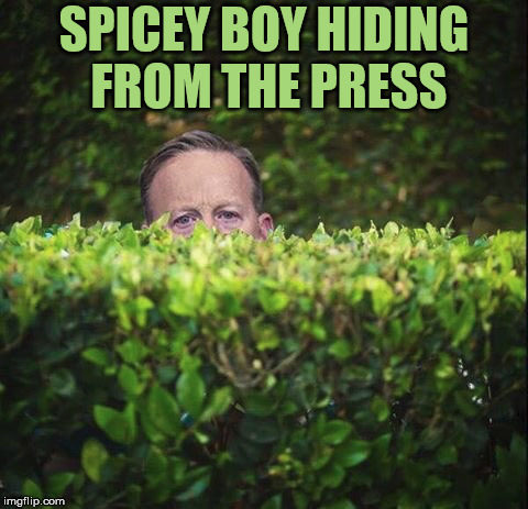 SPICEY BOY HIDING FROM THE PRESS | made w/ Imgflip meme maker