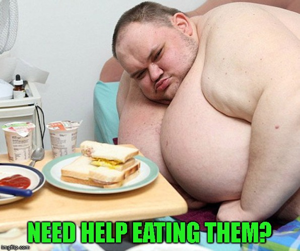 NEED HELP EATING THEM? | made w/ Imgflip meme maker