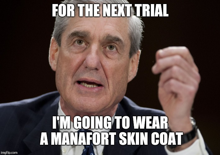 It only looks expensive | FOR THE NEXT TRIAL I'M GOING TO WEAR A MANAFORT SKIN COAT | image tagged in robert mueller,special investigator,trump russia collusion,impeach trump | made w/ Imgflip meme maker