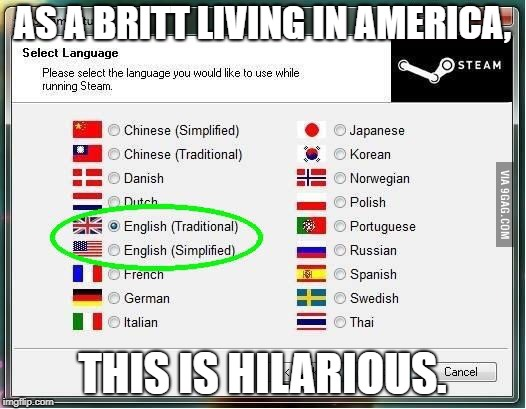 AS A BRITT LIVING IN AMERICA, THIS IS HILARIOUS. | image tagged in memes | made w/ Imgflip meme maker