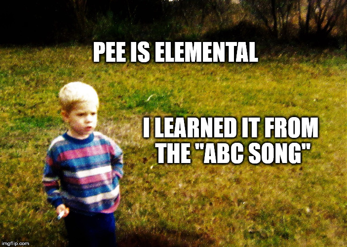 """I wonder"" boy 