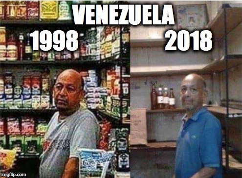 Image result for venezuela shopkeeper meme