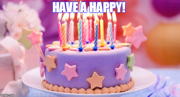Astonishing Birthday Cake Memes Gifs Imgflip Personalised Birthday Cards Veneteletsinfo