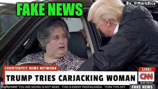 FAKE NEWS | made w/ Imgflip meme maker