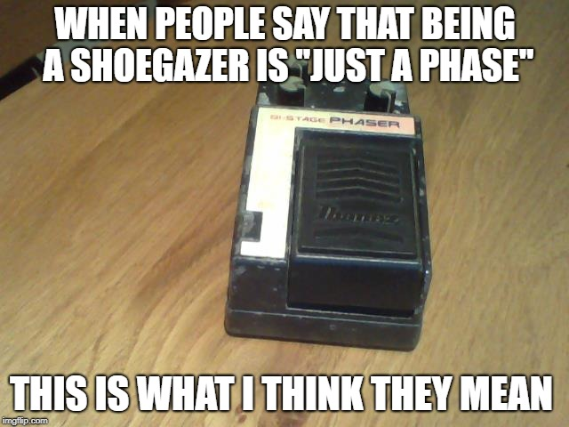 """just a phase"" 