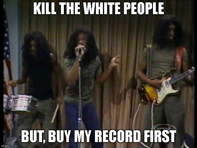 Kill The White People | KILL THE WHITE PEOPLE BUT, BUY MY RECORD FIRST | image tagged in eddie murphy,snl,saturday night live,kill the white people,music,comedy | made w/ Imgflip meme maker