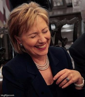 Hillary LOL | image tagged in hillary lol | made w/ Imgflip meme maker