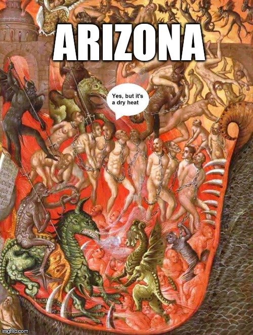 AZdry | ARIZONA | image tagged in azdry | made w/ Imgflip meme maker
