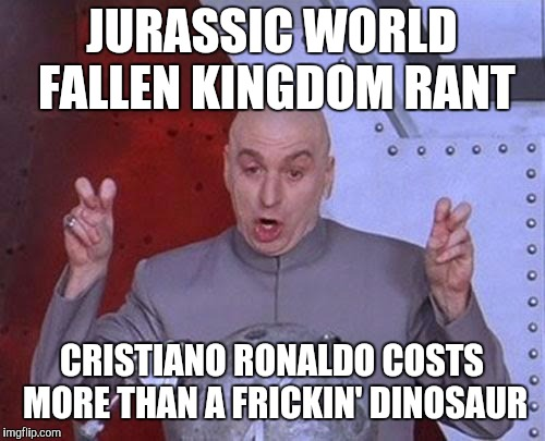 """No expense spared""....for football 