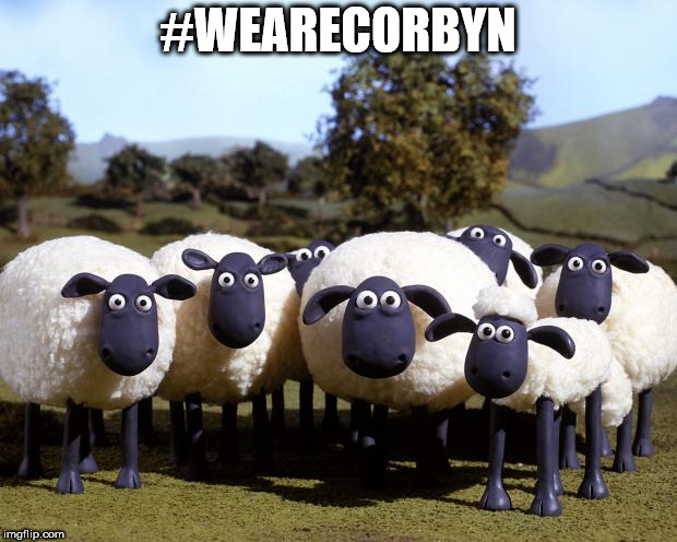 #wearecorbyn | #WEARECORBYN | image tagged in corbyn eww,party of haters,communist socialist,momentum students,funny,anti-semitism | made w/ Imgflip meme maker