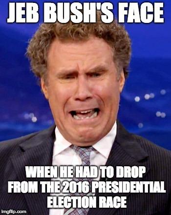 Couldve Had Clinton Vs Bush Again In 2016 Imgflip