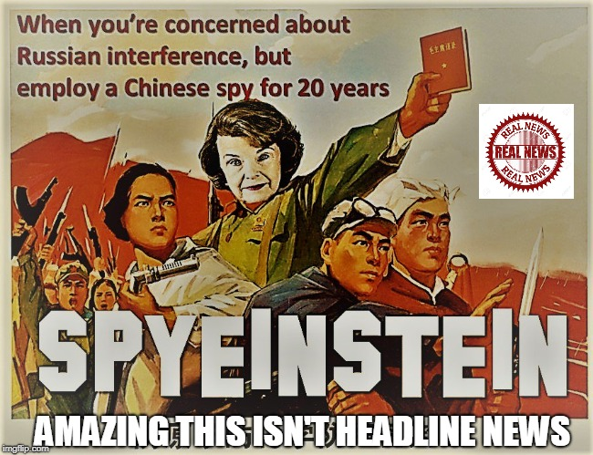 China Gate | AMAZING THIS ISN'T HEADLINE NEWS | image tagged in spying,collusion,real news network | made w/ Imgflip meme maker