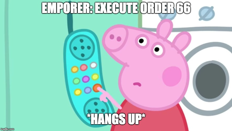 Image Tagged In Peppa Pig Phone Imgflip