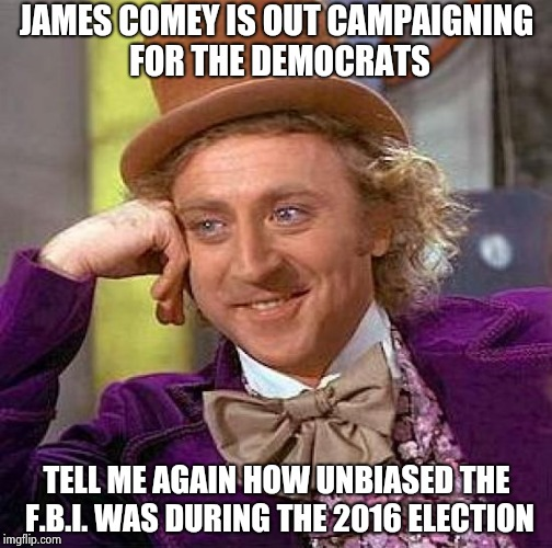 """Don't worry , we'll get him"" - Peter Strzok (still an F.B.I. Agent) 