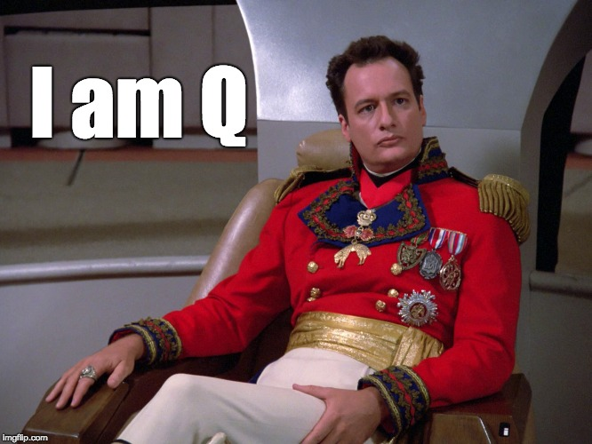 I am Q. | I am Q | image tagged in trump,conspiracy,donald trump,conspiracy theory | made w/ Imgflip meme maker