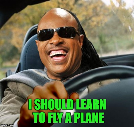 I SHOULD LEARN TO FLY A PLANE | made w/ Imgflip meme maker