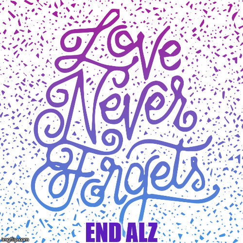 END ALZ | made w/ Imgflip meme maker