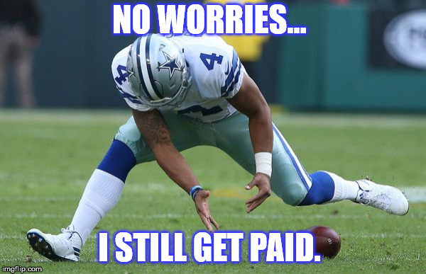 NO WORRIES... I STILL GET PAID. | made w/ Imgflip meme maker