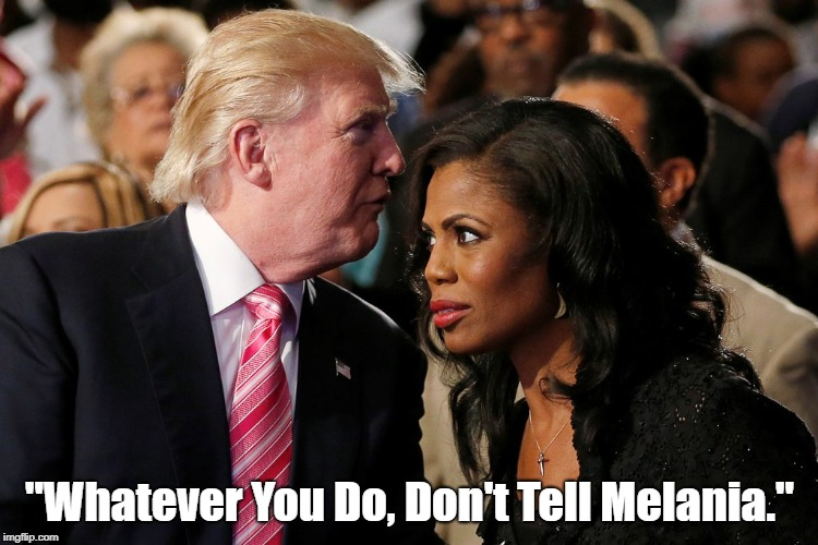 "Trump To Omarosa: Whatever You Do Don't Tell Melania! | ""Whatever You Do, Don't Tell Melania."" 