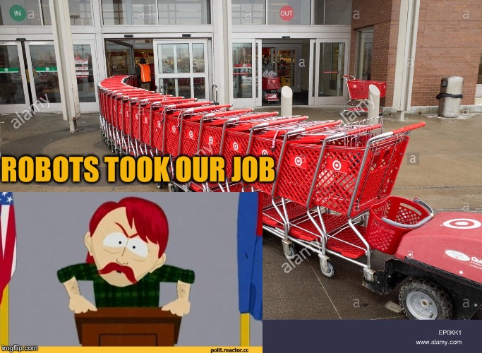 ROBOTS TOOK OUR JOB | made w/ Imgflip meme maker