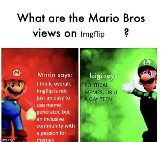 Super Mario Bros Memes Gifs Imgflip