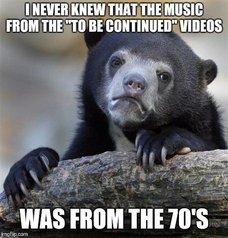 "Roundabout (Yes, 1972) | I NEVER KNEW THAT THE MUSIC FROM THE ""TO BE CONTINUED"" VIDEOS WAS FROM THE 70'S 