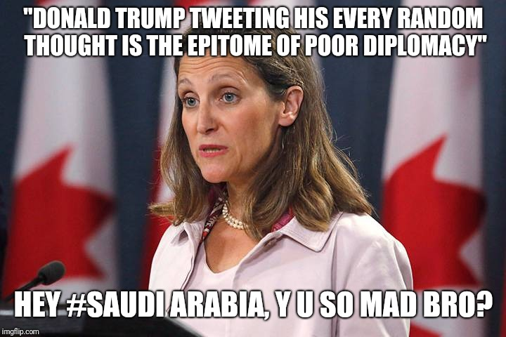 "I suppose direct diplomacy doesn't meet with the ""deliverology"" guidelines 