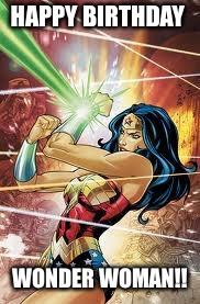 Wonder Woman Imgflip