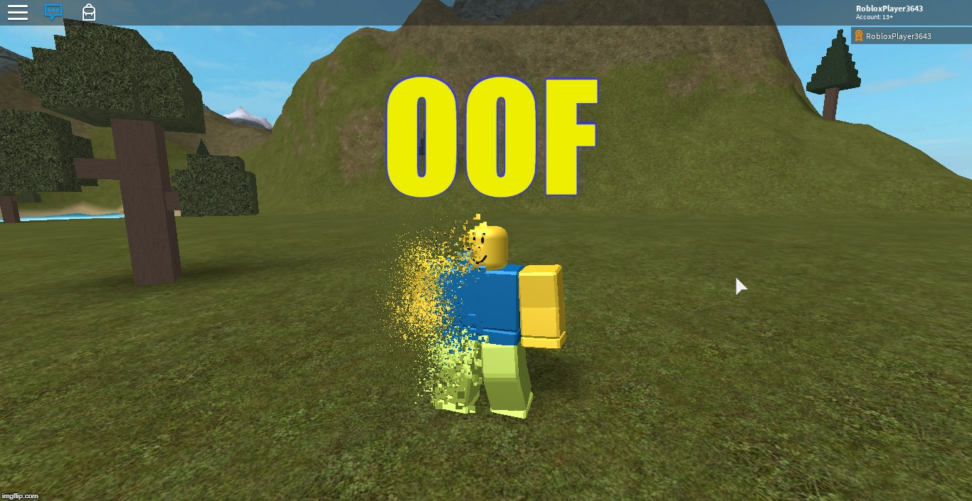 Guest... I Don't Feel So Good... | OOF | image tagged in infinity war,avengers,roblox,noob,roblox noob,oof | made w/ Imgflip meme maker