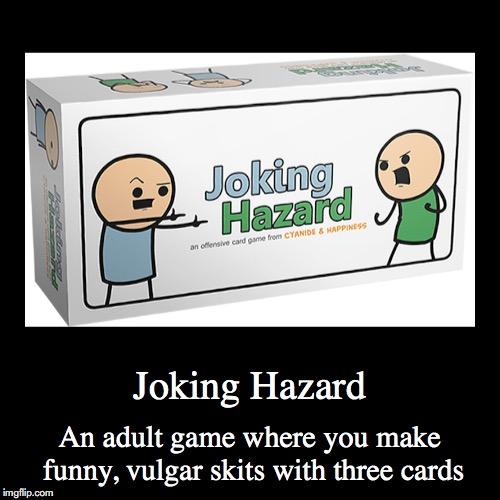 Joking Hazard - Imgflip