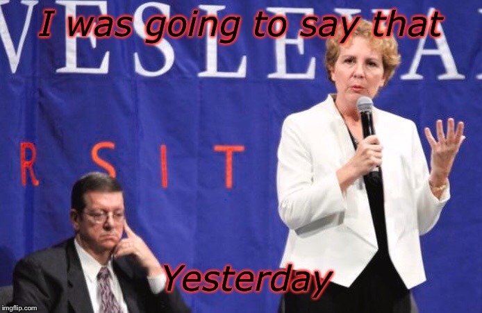 I was going to say that Yesterday | made w/ Imgflip meme maker