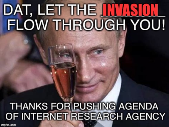 INVASION | made w/ Imgflip meme maker