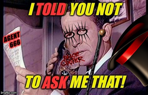 "UnOfFiCiaL ALICE COOPER WeakEND Presents; ""No More MR NICE SPY!"" 