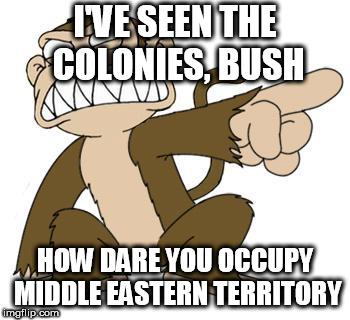 Angry Monkey Family Guy Imgflip