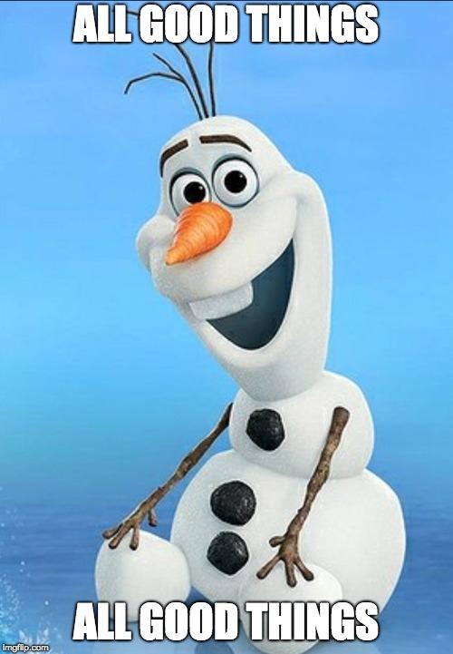 Olaf Meme