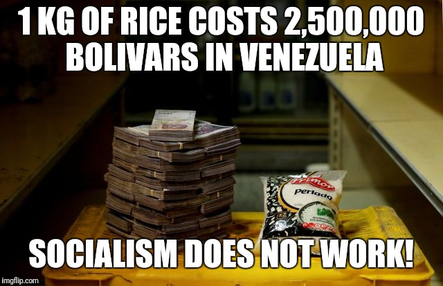 "Liberals: ""Let's bring it to the United States!"" 