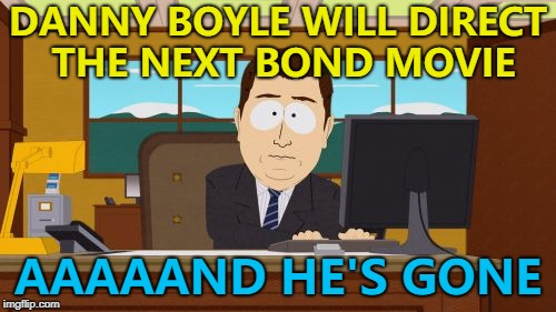 "It was due to ""creative differences""  