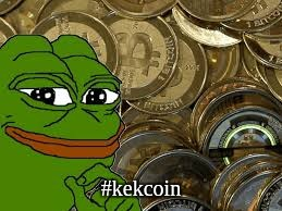 #KEKCOIN | #kekcoin | image tagged in cryptocurrency,crypto,cryptography,pepe,pepe the frog,the great awakening | made w/ Imgflip meme maker