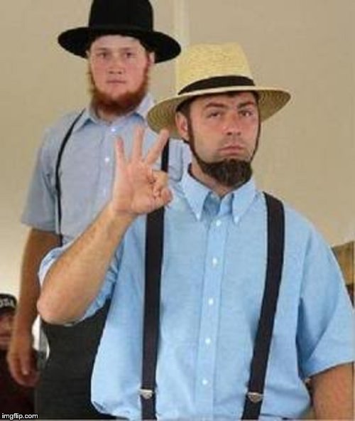 Amish Approved | . | image tagged in amish approved | made w/ Imgflip meme maker