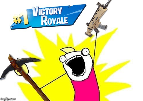 Victory royale generator. Imgflip