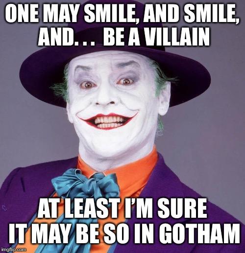 Hamlet Batman Imgflip