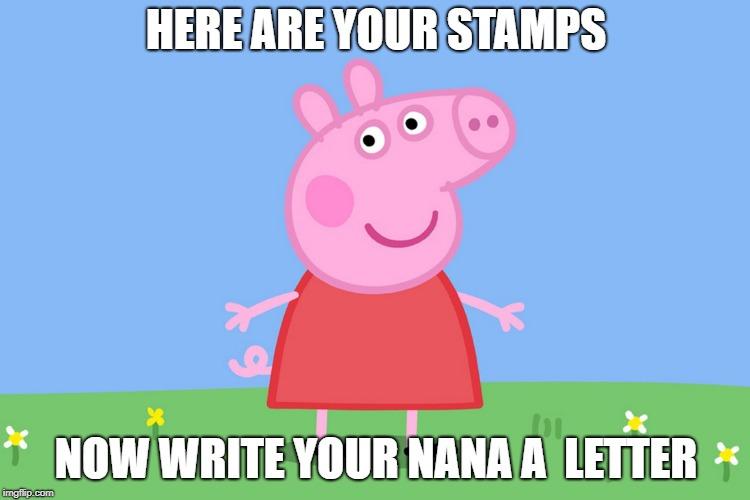 Peppa Pig Memes Gifs Imgflip