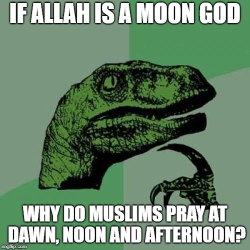 """Moon God"" My Ass 