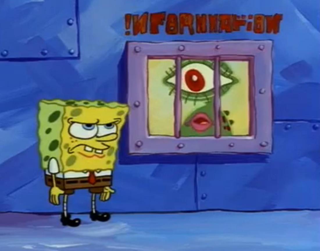 Spongebob accent Blank Template - Imgflip