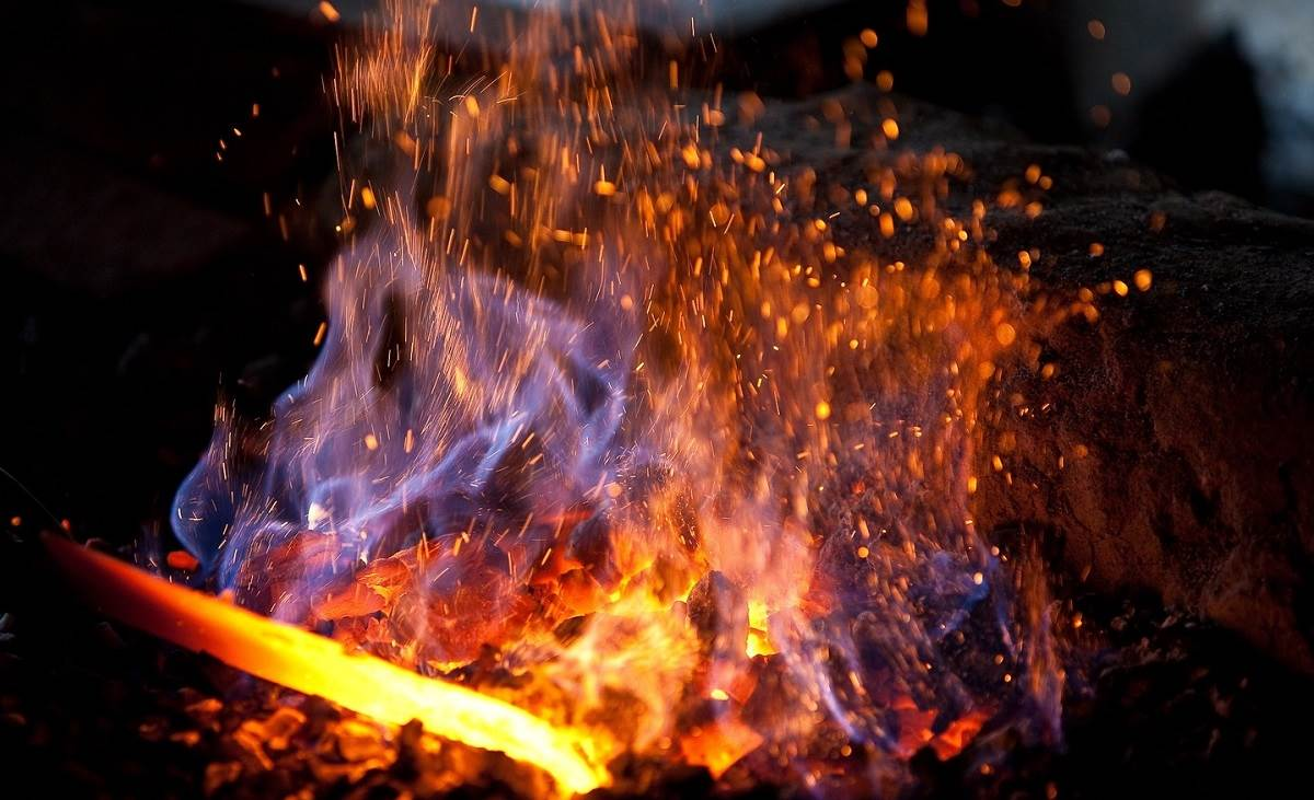 blacksmith forge Meme Generator - Imgflip