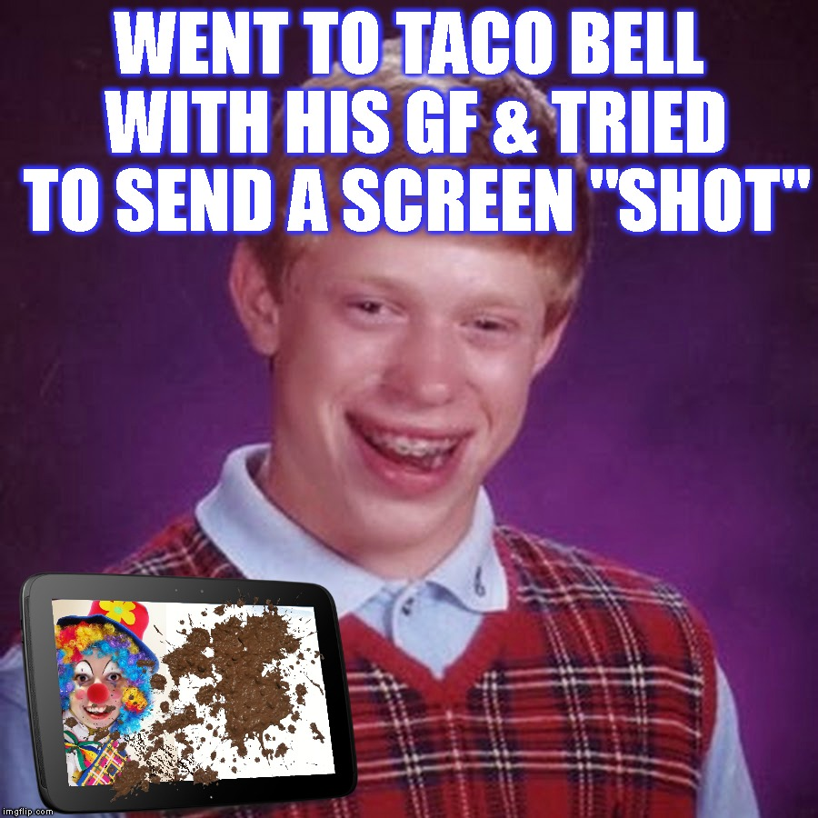 "This Type Of ""Shot"" Happens Ever-ry-day 
